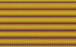 Amarillo de la estera Fondo anaranjado del ejemplo de la alfombra manta libre illustration