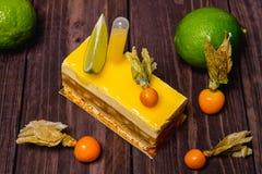 Amarillo de los dulces Foto de archivo libre de regalías