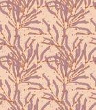 Amarillo del bosque del quelpo texturizado Imagen de archivo