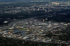 Amarillo, il Texas Immagine Stock