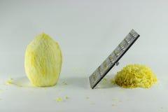 Amarillo natural orgánico healty de la fruta fresca del limón Fotografía de archivo