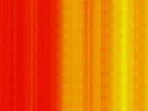 Amarillo rojo del fondo abstracto Ilustración del Vector