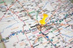 Amarillo, Texas stock afbeelding