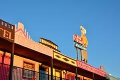 Big Texan Steak Ranch, famous steakhouse restaurant Stock Image