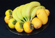 Amarillos tropicales Foto de archivo