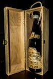 Amarone酒 库存图片
