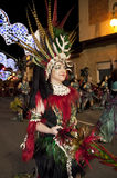 Amarra y fiesta de los cristianos - España Imagen de archivo