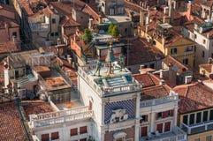 Amarre de Venise Image stock