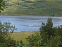 Amarre del lago fotos de archivo libres de regalías