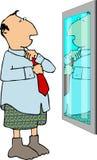Amarre um laço ilustração do vetor