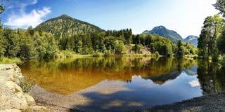 Amarrez le lac photos libres de droits
