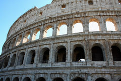 Amasing Coloseum in Rome Italy Royalty Free Stock Photos