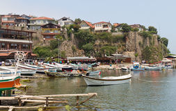 Amasra Royalty Free Stock Photo