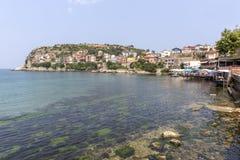 Amasra Bartin Турция стоковые изображения rf
