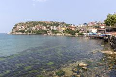 Amasra Bartin Turkey royalty free stock images