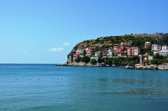 Amasra coastal views Stock Photos