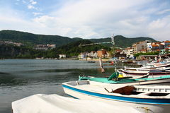 Amasra Town Stock Images