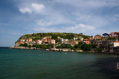 Amasra Town Royalty Free Stock Photography