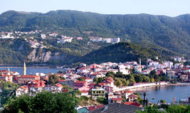 Amasra - Turkey Royalty Free Stock Image