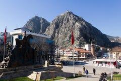 Amasya Square Royalty Free Stock Photo