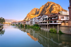 Amasya, Turchia Fotografia Stock
