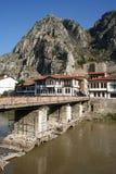 Amasya Turkiet Arkivfoton