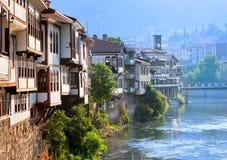 Amasya, Turkije stock afbeelding