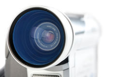 Amateur camcorder royalty free stock photos