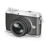 Amateur camera Royalty Free Stock Images