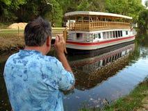 Amateur de photo Photographie stock libre de droits