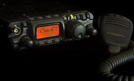 amateur gear radio Στοκ φωτογραφίες με δικαίωμα ελεύθερης χρήσης