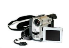 Amateur videocamera royalty-vrije stock foto