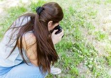 Amateurphotograph Nature stockfotografie