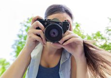 Amateurphotograph Outdoor lizenzfreie stockfotos
