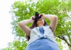 Amateurphotograph Outdoor stockfotografie