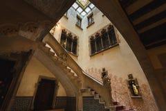 Amatller domu muzeum, Barcelona Zdjęcia Stock