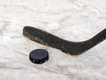 amator hockey2 zdjęcia stock