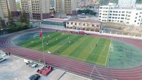 Amatorski futbolowy szkolenie zbiory