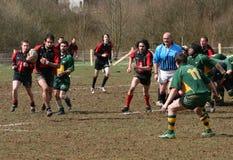 amatorski gemowy rugby Obraz Royalty Free