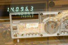 amatorski radio Obrazy Royalty Free