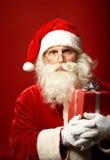 Amazed Santa Stock Images