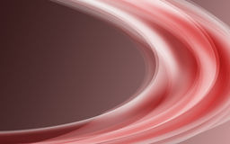 Amazing abstract motion red waves background rectangular Stock Image
