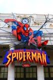 Amazing Adventure of Spider Man Stock Photos
