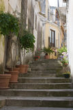 Amazing aged Italy Stock Image