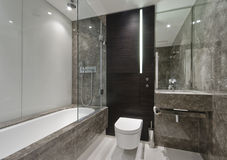 Amazing Bathroom Stock Photography