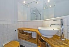 Amazing bathroom Stock Images