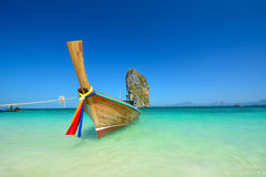 Amazing beach landscape in Thailand Royalty Free Stock Photo