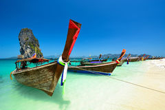 Amazing beach landscape in Thailand Royalty Free Stock Image