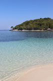 Amazing beaches and nature of Ksamil Stock Images