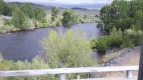 Montana. Amazing beautiful Montana  waters Royalty Free Stock Photography